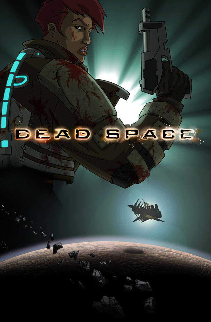 Dead Space promo poster by hyperjack08 on DeviantArt