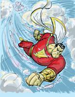 Shazam 3 digisketch by hyperjack08