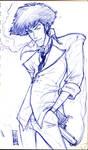 cowboy bebop sketch