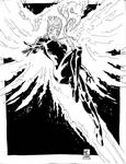 Excalibur: Rachel sketch