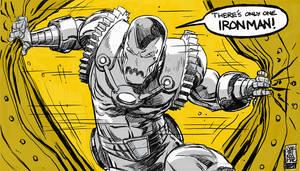 Ironman 2020 Sketch
