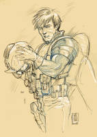 Great Machine Sketch by hyperjack08