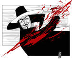 V for Vendetta Digisketch