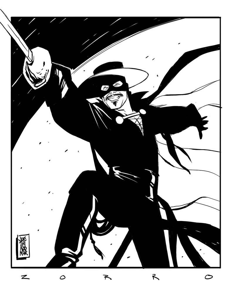 Zorro Digisketch