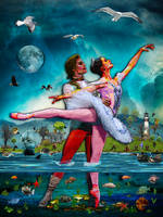 Blue Moon Ballet A Complete Fiction
