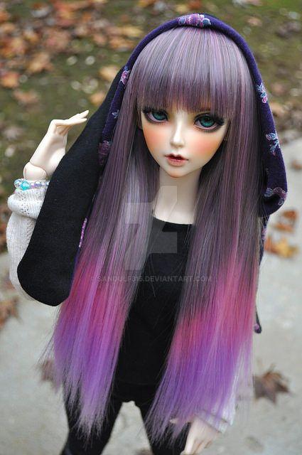 Purple by Sandulf315
