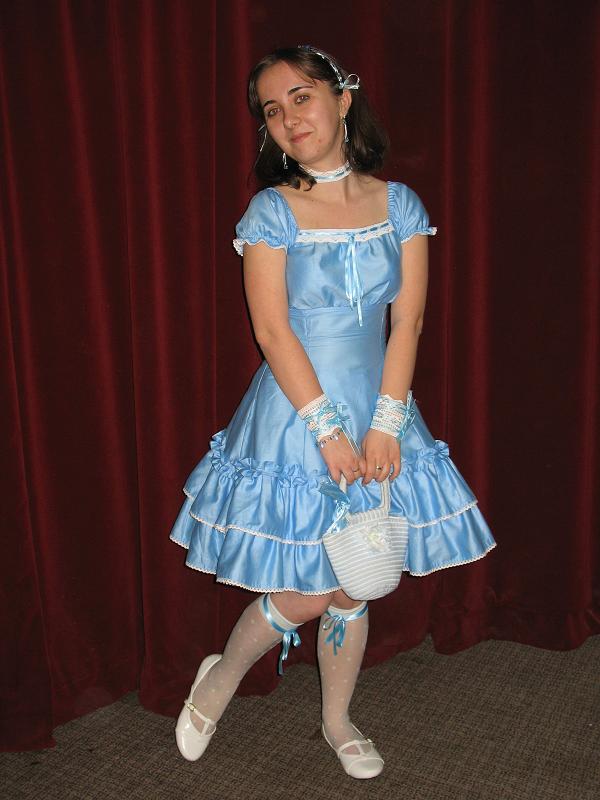 Little cute lolita dress by Gabrielle-niki