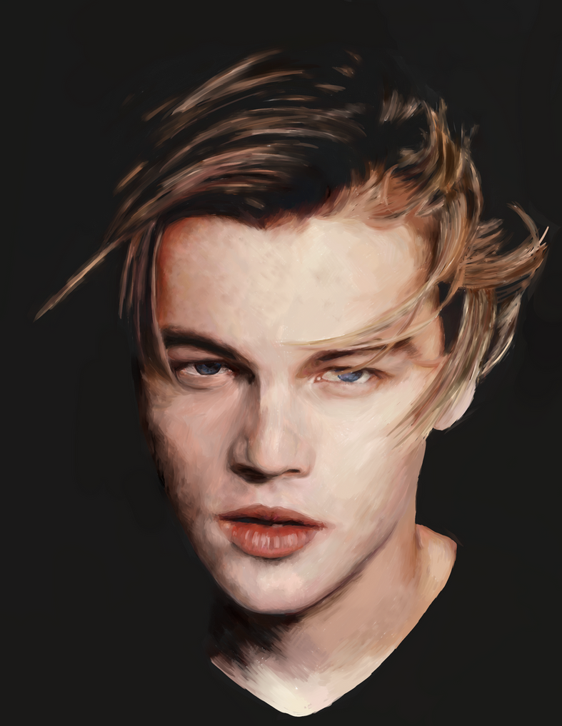 Leonardo DiCaprio by SharKouture