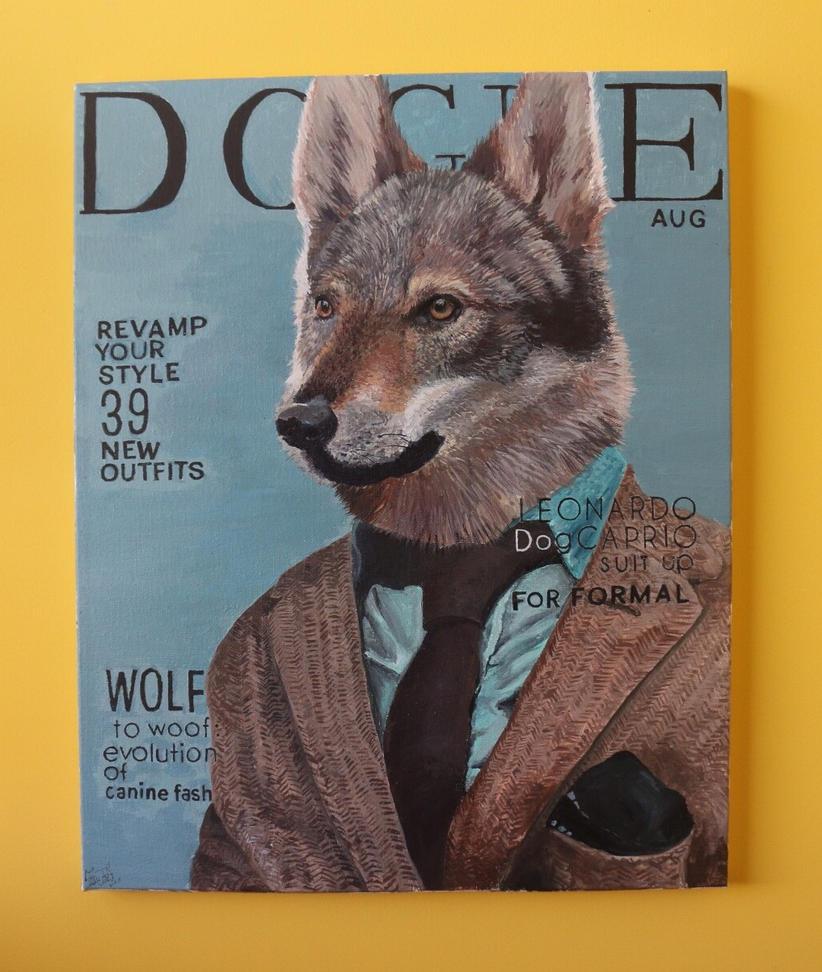 Dogue by SharKouture