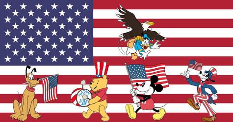 Disney's 4th of July