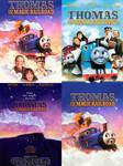 Thomas and the Magic Railroad Posters