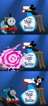 Mickey Mouse Turns AGE Thomas Back to CGI Thomas