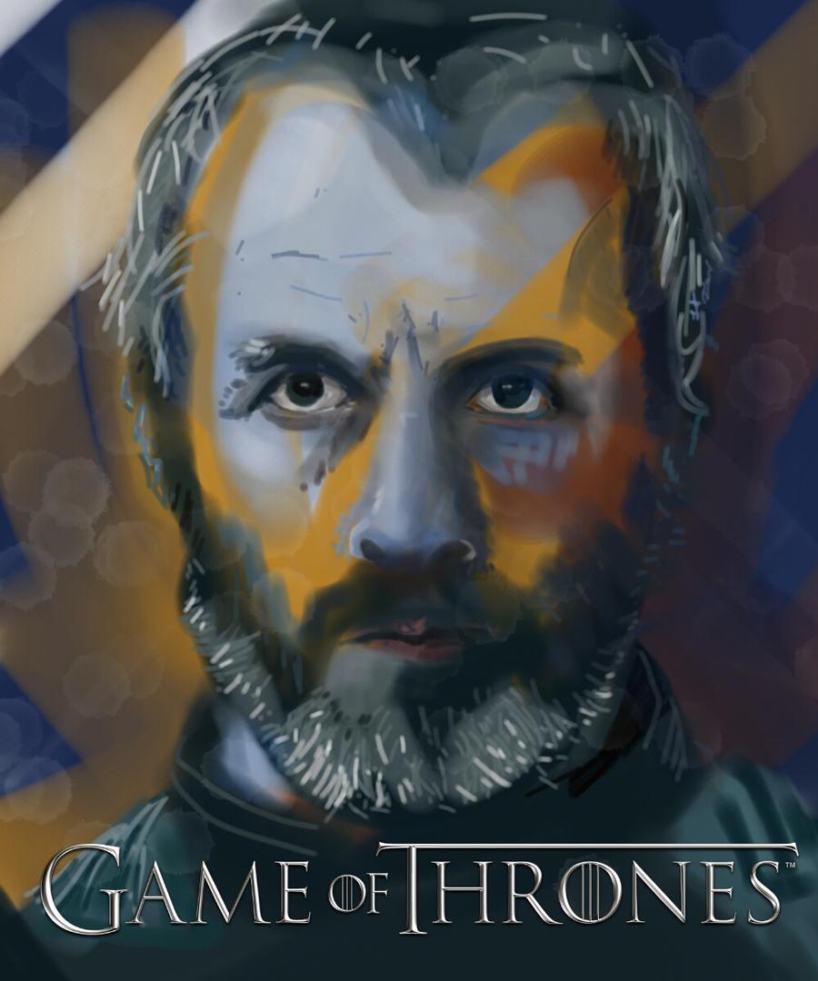 GOT Stannis by lucentfong