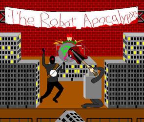 The Robot Apocalypse by EvilJekyll