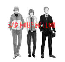 We are the doctors of SCP Foundation! by sine-ek