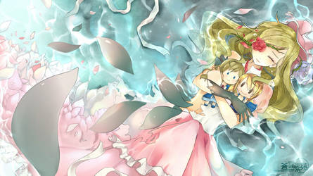 Fairy Tail - Michelle 'To my dearest sister'
