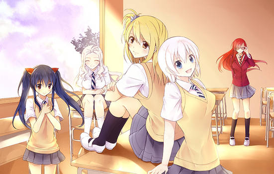 Fairy Academy - Girls version
