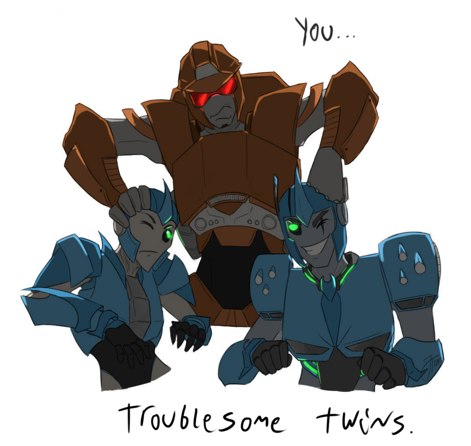 Troublesome twins. *Update FINAL!* by beautyamber12