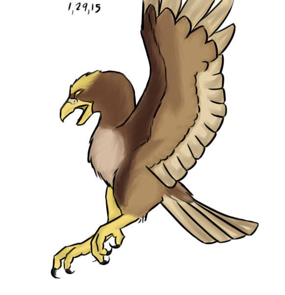 Eagle Form by beautyamber12