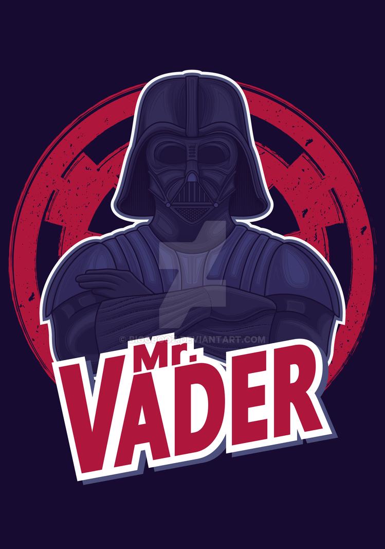 Mr. Vader by biggbooz