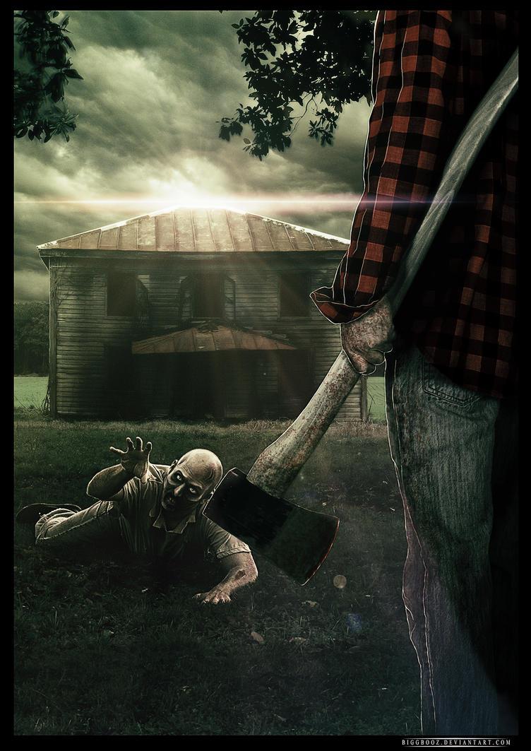zombie killer by biggbooz