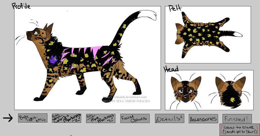 Warrior cats oc wildflight by ravenstar15 on deviantart