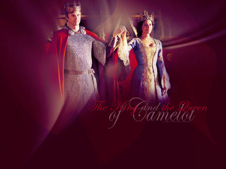 The King and The Queen of Camelot