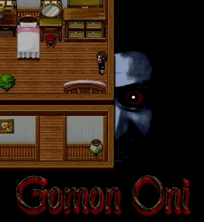 Ao Oni Game Pitch Gomon Oni By Aooniworld99 On Deviantart