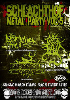 SH Metal Party V