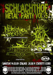SH Metal Party V by NTSdesign