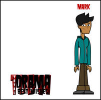 Total Drama Best Wishes: Mark by gus-val