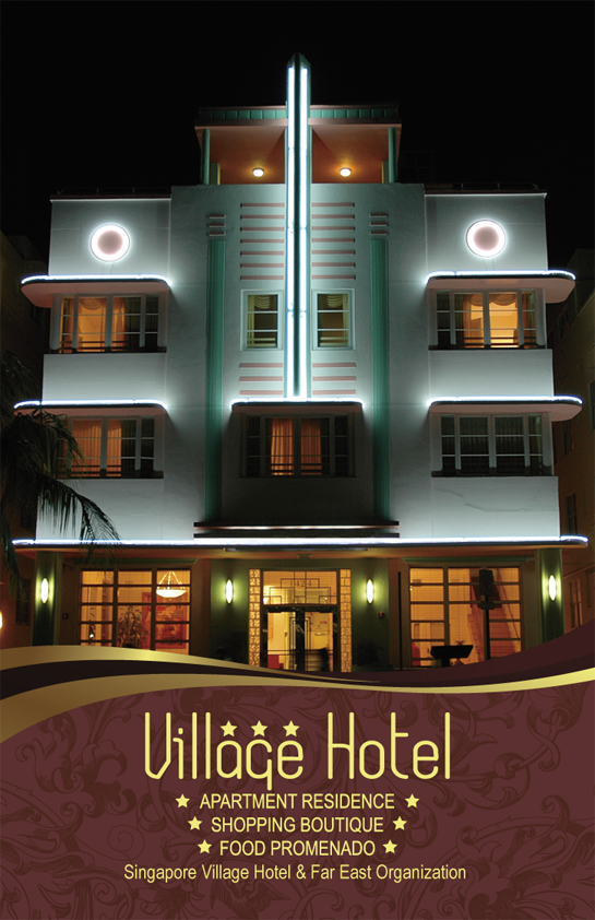 village hotel brochure by fubor on deviantart