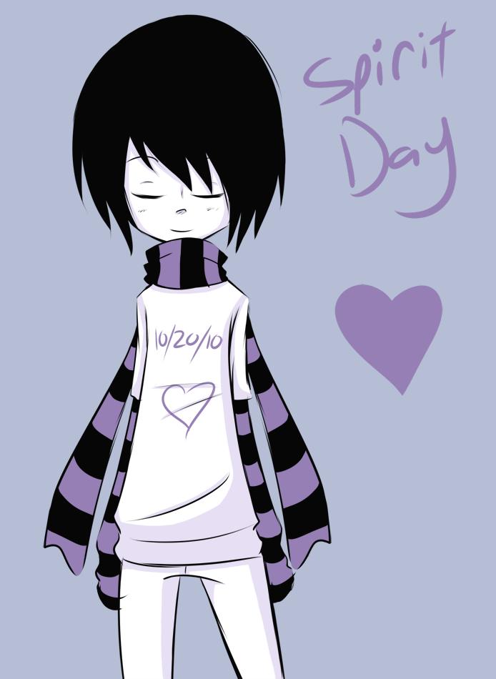 -Spirit Day- by Nozuki