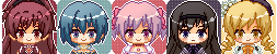 Puella Magi Madoka Magica Icons [Free] by Nozuki