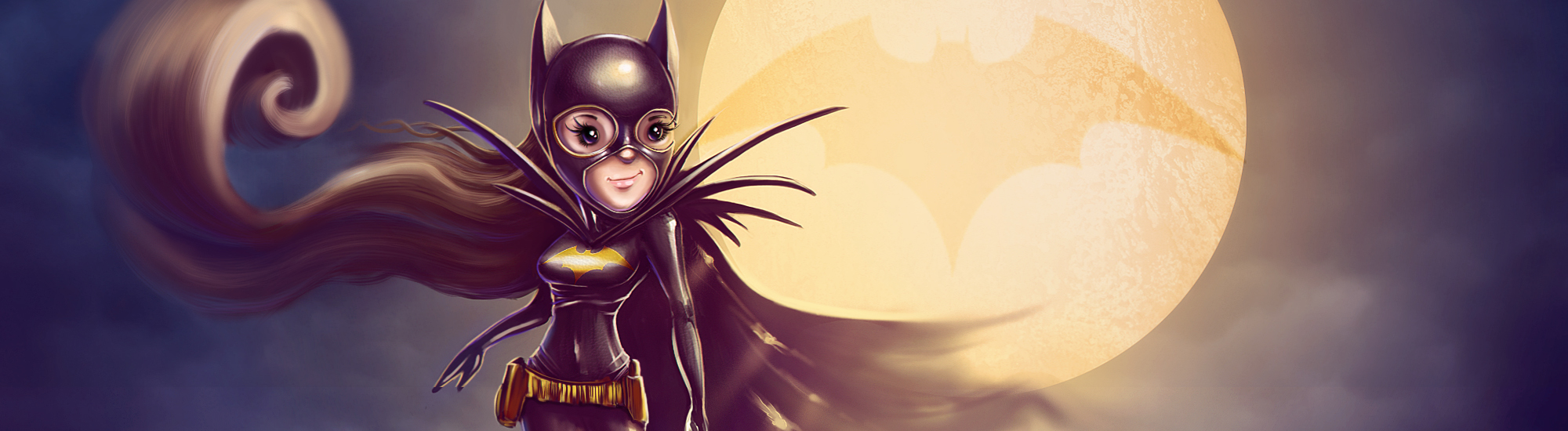 Batgirl-Shadow of the Bat by Efirka