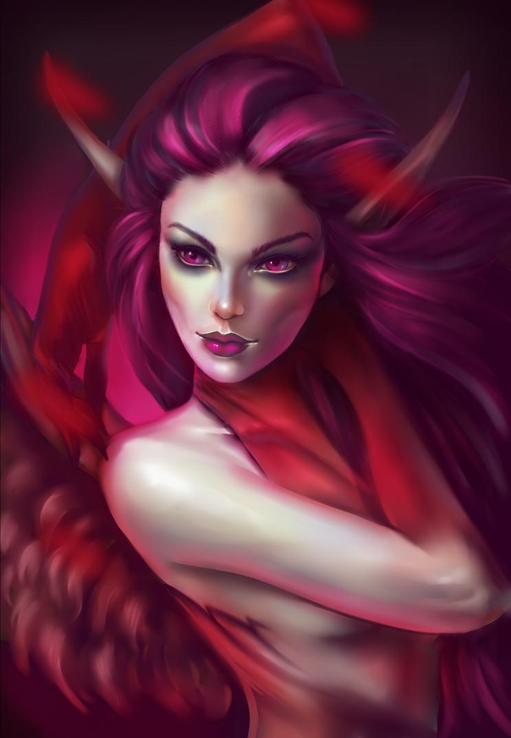 Blackthorn Morgana by Efirka