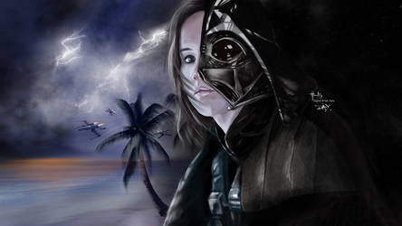 Star Wars Rogue One by digitalArtistYork