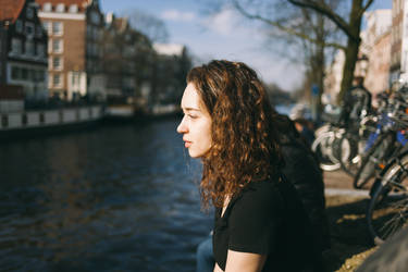 amsterdam by auroille