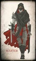 TMNT The Shredder by devilmonkey77
