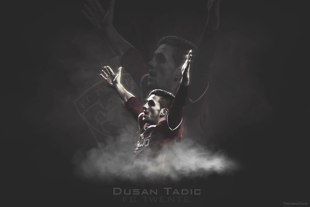 Dusan Tadic Wallpaper: Dusan Tadic TWENTE FC. By TheCristinaChuck On DeviantArt