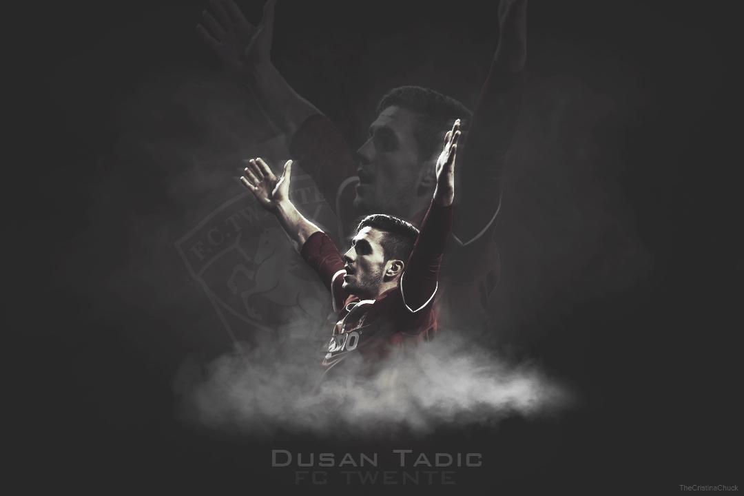 Dusan Tadic Wallpaper: Dusan Tadic TWENTE FC. By TheCristinaChuck On DeviantArt