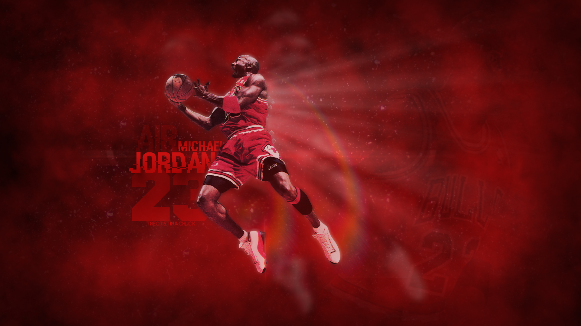 Wallpaper Michael Jordan 23 By Thecristinachuck On Deviantart