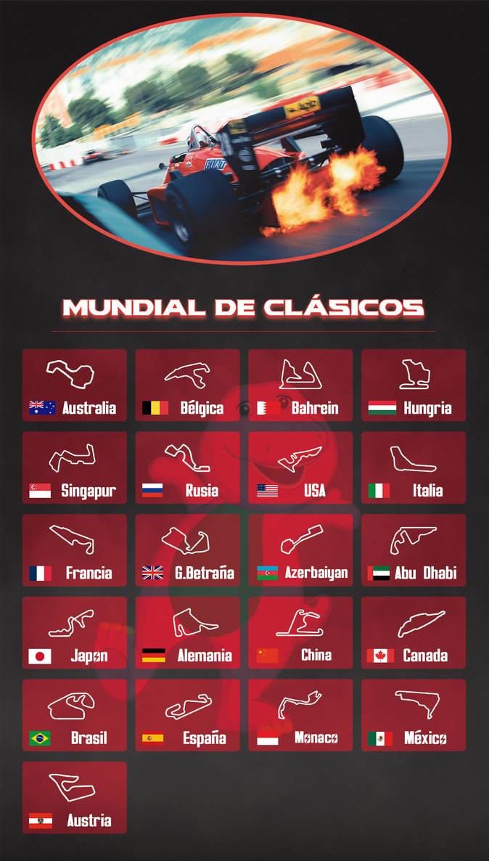 Calendario F1.Calendario Mundial Cooperativo F1 2018 Dare Magic By