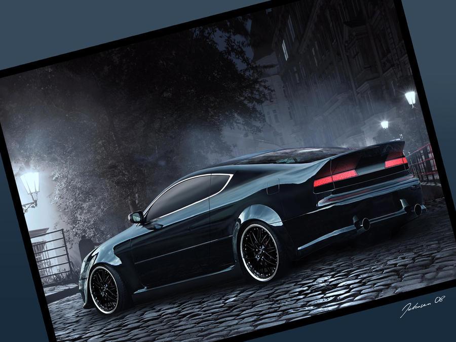 Honda Crx Concept By Kasperjohnsen
