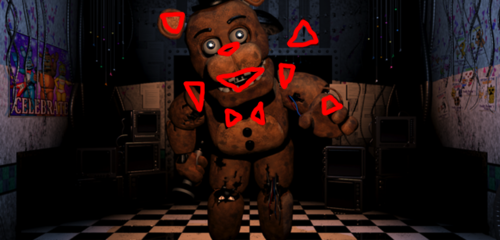 Withered freddy illuminati confirmed by shelbycreationz