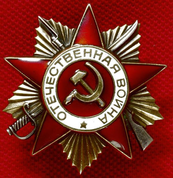 Great Patriotic War by daliscar