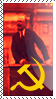 Lenin Stamp by daliscar