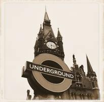 London Underground by daliscar