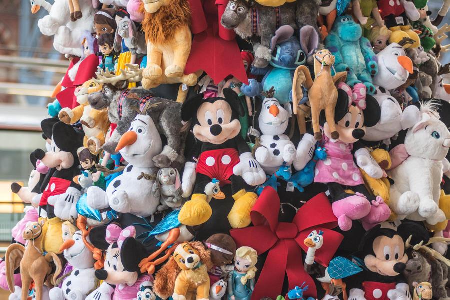 Disney explosion by daliscar