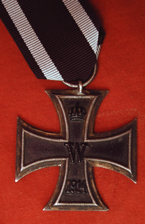 WW1 IRON CROSS by daliscar